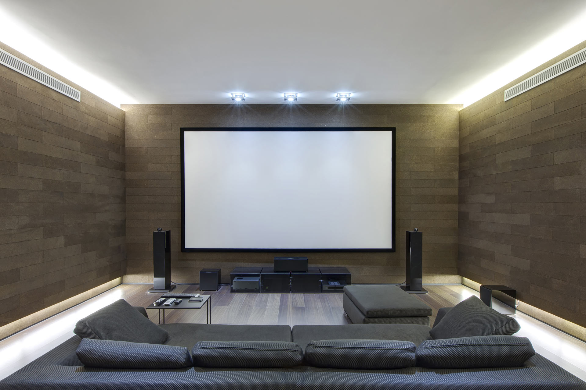 Recreation Room TV Stand