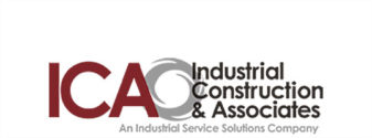 Industrial Construction and Associates Logo