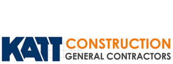 Katt Construction General Contractors Logo